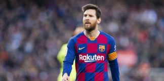 Lionel Messi : A story that say victory comes to those who never give up