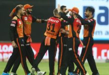 Sunrisers Hyderabad crush Royal Challengers Bangalore by 4 runs in a nail biting chase