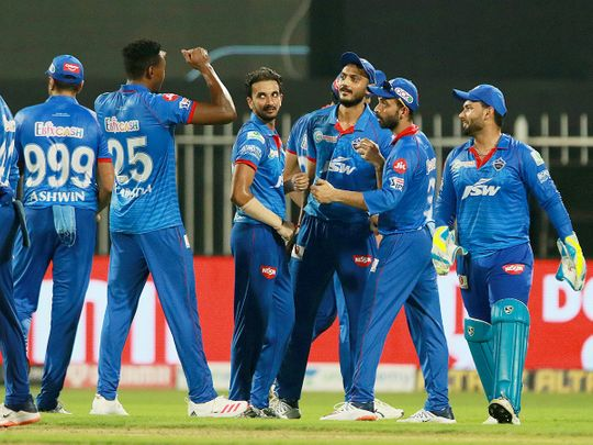 Bowlers powered Delhi Capitals to play-offs