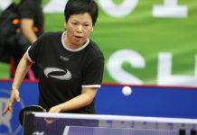 Ni Xialian to be the oldest Olympian TT player in Japan