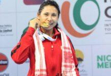 Former world champion Sarita Devi counts on Indian athletess