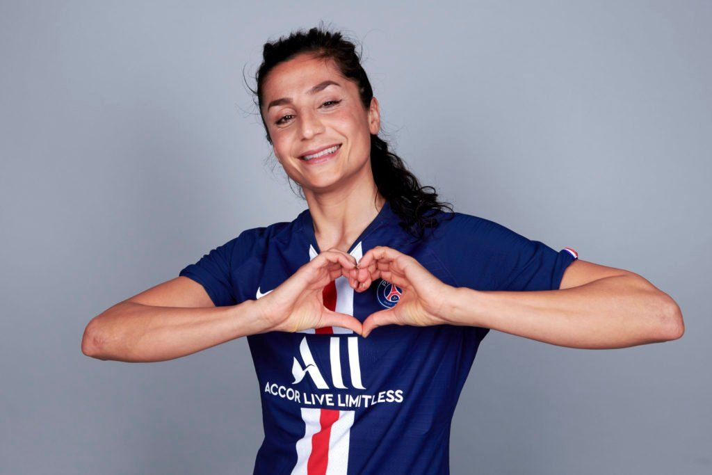 Nadia Nadim - Journey from outcast to an exemplar