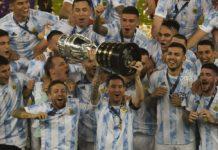 Lionel Messi celebrate Copa American win with fans; surpassed legend Pele