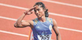 Indian sprinter Hima Das tests negative for COVID-19