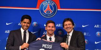 PSG wasn't Lionel Messi's first choice: Leonardo Araujo