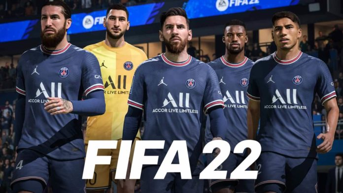 Messi becomes the first player in FIFA 22 video game