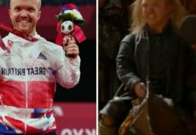 Game of Throne star bags badminton bronze for GB on final day of Tokyo Paralympics