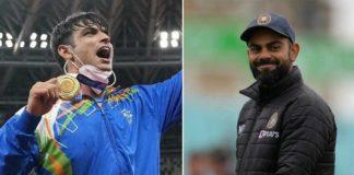 Neeraj Chopra likely to match Virat Kohli