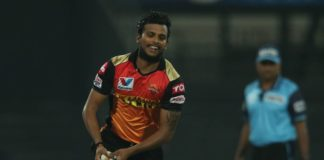 IPL 2021: SRH pacer T Natarajan tests positive, six close contacts isolated