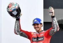 MotoGP: Francesco Bagnaia hold off Fabio Quartararo to seal San Marino Grand Prix