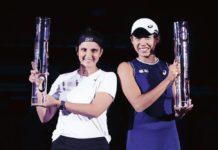 Sania Mirza, Shuai Zhang bags Ostrava Open women's doubles title
