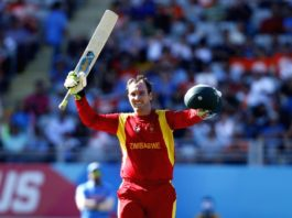 Brendan Taylor's international campaign ends with Zimbabwe's lose to Ireland