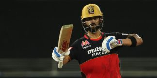 Kohli took a dig at their opponents in the dressing room after the match, whom his team defeated in in Sharjah.