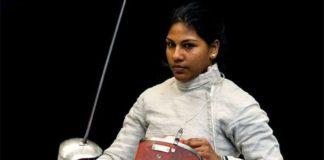 Indian fencer C A Bhavani Devi wins Charlellville National Competition