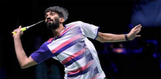 Indian men's badminton team bow out of Thomas Cup