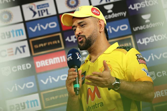 Is MS Dhoni's career in CSK over or starting his new innings?