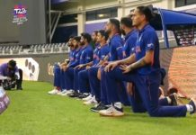 Ind vs PAK, T20 World Cup 2021: Indian players take the knee before Pakistan game