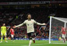 Mohamed Salah sinks Manchester United at Old Trafford