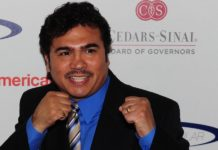 Former Olympic boxing champion Paul Gonzales convicted of child sex abuse
